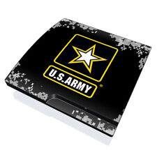 Sony PS3 Slim Console Skin - Army Pride by US Army - DecalGirl Decal
