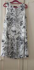 Chiffon top/dress size 20
