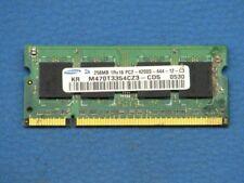 256MB RAM 1Rx16 PC2-4200S-444-12-C3 Amilo 1538 Notebook 10070091-43889