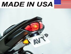 AVT Yamaha FZ8 10-15 / FZ1 06-15 Fender Eliminator NI  - FLUSH LED Turn Signals