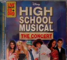 1114 // HIGH SCHOOL MUSICAL - THE CONCERT (CD +DVD) NEUF