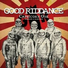 "GOOD RIDDANCE ""CAPRICORN ONE"" CD NEU"