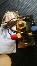 "NEW SPORLAN Gse,1 C THERMOSTATIC EXPANSION VALVE 3/8"" x 1/2"" FLARE 5' TUBING"