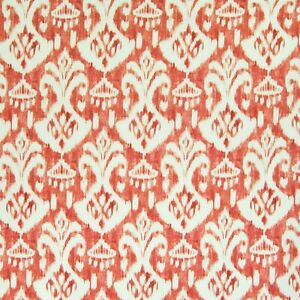 Mill Creek VOISEY Ikat LIPSTICK Home Decor Drapery Curtain Sewing Fabric BTY