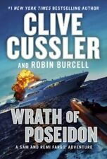 Wrath of Poseidon (A Sam and Remi Fargo Adventure), Burcell, Robin,Cussler, Cliv