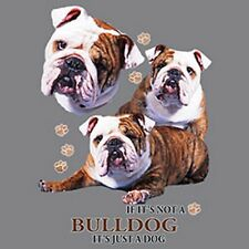 If Not a Bulldog its Just a Dog  Tote