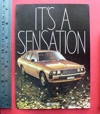 1978 vintage ad Chrysler SIGMA advertisement advert sales advertising car auto