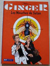 Ginger Les Mouches de Satan JIDEHEM éd Joker