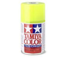 (9,39 EUR pro 100ml) Tamiya 86027 PS-27 Lexanfarbe Neon Gelb 100ml 300086027