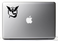 STICKERS Mac POKEMON GO MYSTIC cm 8 X 8 - ADESIVI PER MAC - MACBOOK PRO AIR