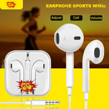 For Smart/Apple iphone 6 6s Plus 5 5s 4s Earphone Wired Headset Volume Headphone