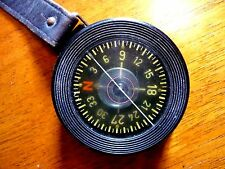 1940s vintage ww2 german air force luftwaffe ak39 KADLEC wrist watch compass