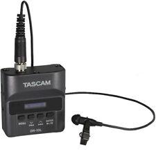 Tascam DR-10L Recorder mit Lavalier-Mikrofon