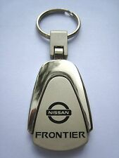 New Nissan Frontier Metal Key Chain Ring Fob. Handsome, High Quality Keychain.