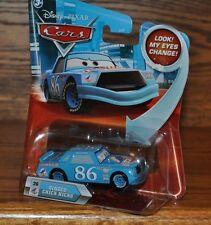 Disney Pixar Cars Die Cast Look My Eyes Change Dinoco Chick Hicks #26  NEW