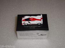 SPARK HO 87S006 Concept Car Peugeot 908 HDi FAP Salon de Paris 2006 1/87