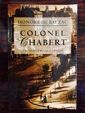 Colonel Chabert Honoré de Balzac tranlated by Carol Cosman