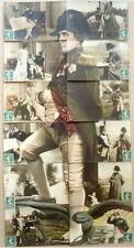Napoléon. Puzzle complet 12 cartes. Edition du Croissant
