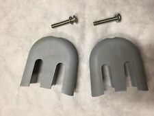 One Pair of Prestige Medical 2100 Classic Autoclave Handle - Gray - Used