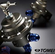 TOMEI Adjustable Fuel Pressure Regulator Style Type S (Free Gauge included)