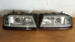 Alfa Romeo 164 Facelift headlight BOSCH Set for Replacement all models LHD