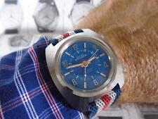 Relógio Emperor Alarm Despertador Mecanico Raro Made Swiss