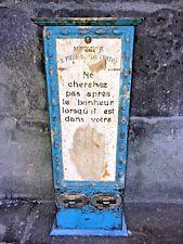 Distributeur de cartons Prédictions Avenir Divinatoire.... à monnayeur