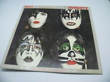 Kiss Dynasty Vinyl Casablanca Records 1979 US Recording NBLP 7152