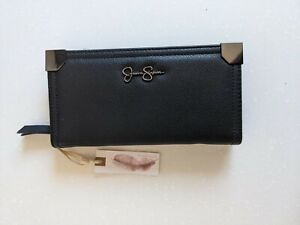 Jessica Simpson Frankie Women's Clutch Wallet in Black - New With Tags