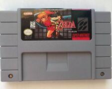 The Legend of Zelda: Parallel Worlds SNES Super Nintendo fan made game RPG