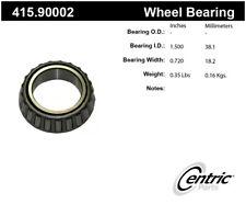 Wheel Bearing-Premium Bearings Centric 415.90002