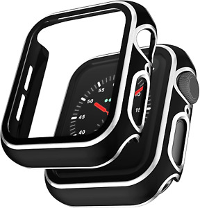 iWatch Case Shockproof Full Body Cases For Apple Watch 6/5/4/SE 44mm 40mm Cover