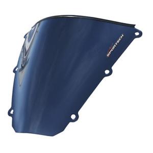 Classic Chrome Series Windscreen~2009 Suzuki GSX-R1000 Sportech 45501163