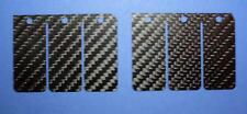 Chao membrane in carbonio per Kawasaki KMX 125 STAGE 1