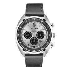 Seiko Recraft SSC569 Series Solar Powered Watch with Date Calendar