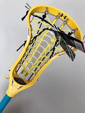 New Womens Lacrosse Stick Ua Glory Head With A Stx 300 Composite Shaft