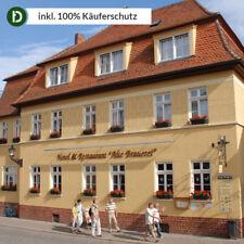 Elbe 3 Tage Tangermünde Urlaub Hotel Alte Brauerei Reise-Gutschein Elbe Radweg