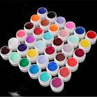 Glitter 8ml UV Nail Polish Colorful Gel DIY Nail Art Tips Manicure Decoration R
