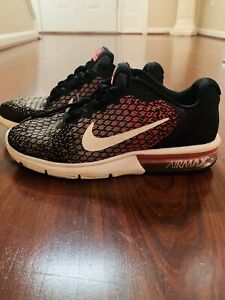 Nke Air Max Sequent 2  Womens Size 8