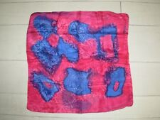 ADRIEN Petit foulard / Carré de Soie