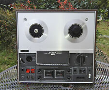 SONY TC-366 - REEL to REEL 3 HEAD STEREO RECORDER/PLAYER (1970)  - EXCELLENT !!