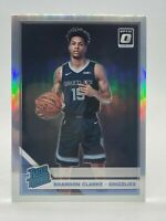 2019-20 Brandon Clarke Optic SILVER PRIZM HOLO RC Rated Rookie card