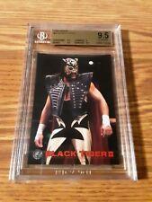 1998 Bandai Black Tiger II Eddie Guerrero Wrestling Card BGS 9.5 WWE WCW Japan