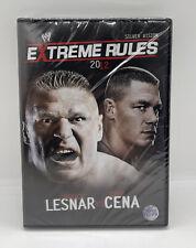 WWE - Extreme Rules 2012 (DVD, 2013) lesnar at vs cena