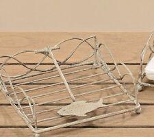 Serviette de table maritime déco Poisson Métal pour les petits décoration