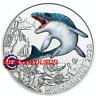 3 Euro Commémorative Autriche 2020 - Dinosaure Mosasaurus