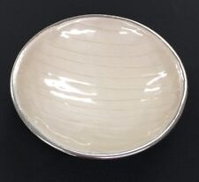 DKNY Ripple Soap Dish  WFD127137TSD Metal Beige Soap Dish, New