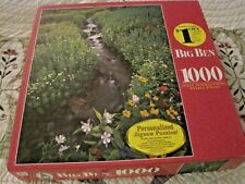 YANKEE BOY BASIN SAN JUAN MTNS. CO ~ 1000 PC. PUZZLE FROM BIG BEN, NEW / SEALED