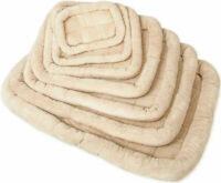 Pet Bed Cushion Mat Pad Dog Cat Kennel Crate Cozy Soft House XX-Large