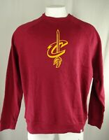 Cleveland Cavaliers NBA Majestic Men's Crew Neck Sweatshirt